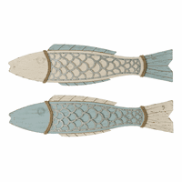 Ocean Twosome II Wall Art - Set of 2