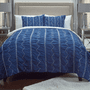 Ocean Waves Quilt - Queen