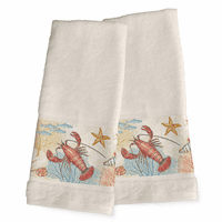 Oceana Hand Towels - Set of 2