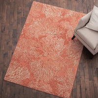 Oceanic Blooms Rug Collection