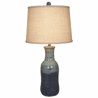 Oceanside Jug Table Lamp