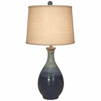 Oceanside Teardrop Table Lamp