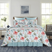 Octopus Adventure Quilt Bedding Collection