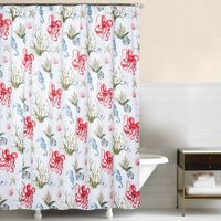 Octopus Adventure Shower Curtain - OUT OF STOCK