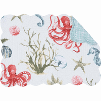 Octopus Adventure Table Linens