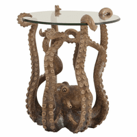 Octopus Embrace Side Table