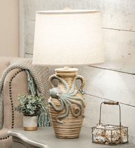 Octopus Embrace Table Lamp