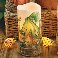Octopus LED Candle