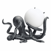Octopus Sphere Candle Holder