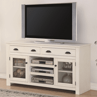 Off White Mission Media Console