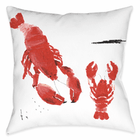 Oh Lobster Pillow