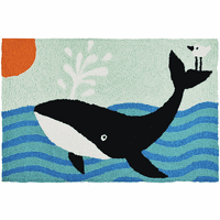 Orca Breath Indoor/Outdoor Rug