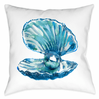 Oyster Pearl Pillow
