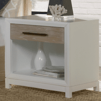 Pablo One Drawer Nightstand