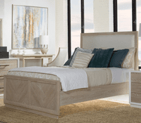 Pablo Queen Panel Upholstered Bed