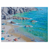 Pacific Cove Canvas Art