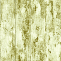 Painted Wood Planks Wallpaper - Cream