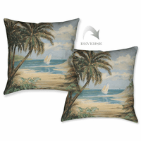 Palm Bay Pillow