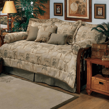 Palm Grove Daybed Ensemble