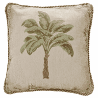 Palm Grove Euro Pillow - OUT OF STOCK