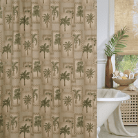 Palm Grove Shower Curtain - OUT OF STOCK