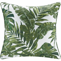 Palm Paradise 3M Scotchgard Outdoor Pillow - Square