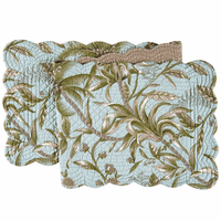 Palm Paradise Table Runner