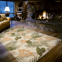 Panama Palms Indoor/Outdoor Rug Collection