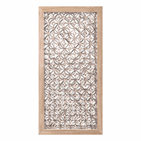 Paper Lattice Wall Art