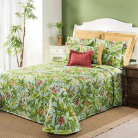 Paradise in Bloom Bedding Collection