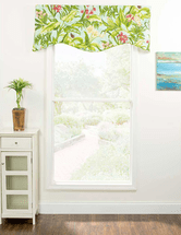 Paradise in Bloom Valance