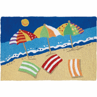 Parasol Paradise Indoor/Outdoor Rug