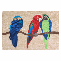 Parrot Beach Indoor/Outdoor Rug Collection