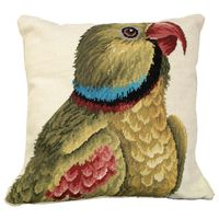 Parrot Profile Pillow - Right