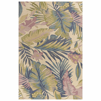 Pastel Jungle Rug Collection