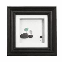 Pebble Birds Wall Art