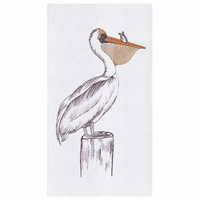 Pelican Flour Sack Kitchen Towels - Set of 12