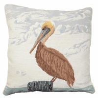 Pelican Profile Pillow