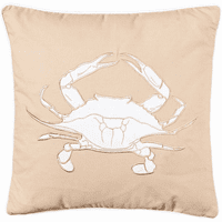Pensacola Crab Pillow