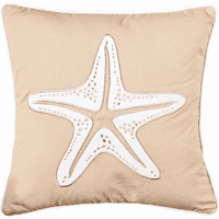 Pensacola Starfish Pillow