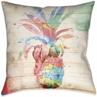 Pineapple Dream Outdoor Pillow