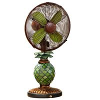 Pineapple Paradise Table Fan and Lamp - CLEARANCE