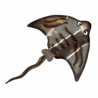 Polished Metal Sting Ray