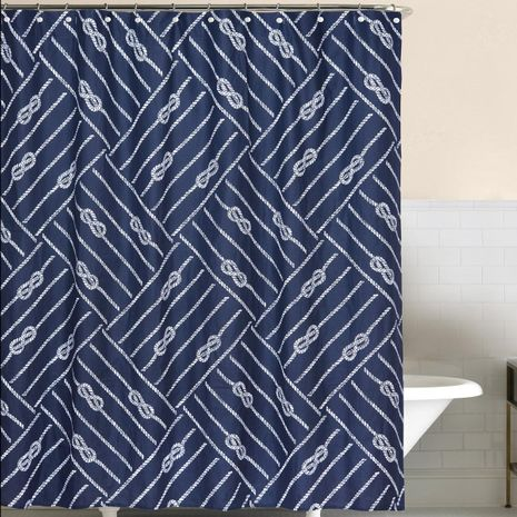 Port Gregory Shower Curtain