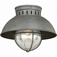 Portside Outdoor Flush Mount Light