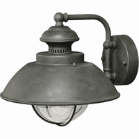Portside Outdoor Wall Sconce - 10 Inch