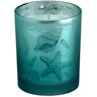 Powell Beach Green Sea Life Candles - Set of 2