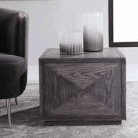 Powell Cube Accent Table