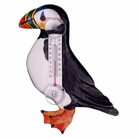 Puffin Profile Window Thermometer