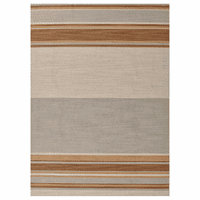 Pura Vida Kingston Fog Rug - 5 x 8